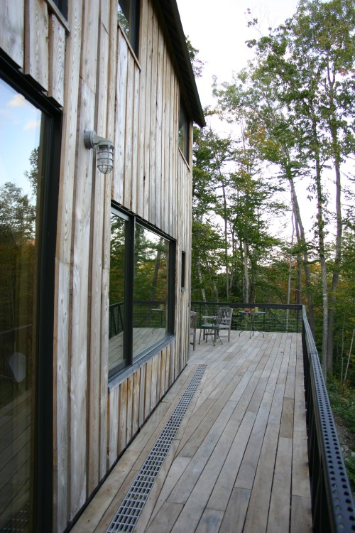 Eagle Pond House Experiences In Designing And Building A